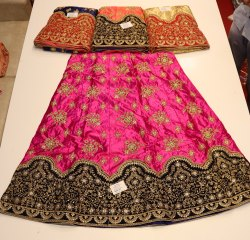 Shantinath Mastani-3 Silk Lahenga
