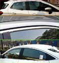 Car Window Frame Stainless Steel Chrome Garnish Trim Exterior