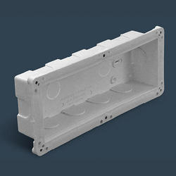 10 X 4 Inch PVC Concealed Box