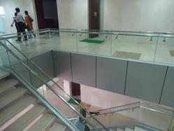 Commercial Balcony Railing