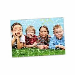 U Print Wooden Puzzle Photo Frame