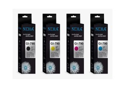 NEHA  GI-790 INK FOR USE IN Canon PIXMA G1000,G2000,G3000,G2400,G1400