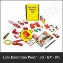 Loto Electrician Pouch