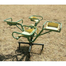 Four Seater Star Model Merry Go Round