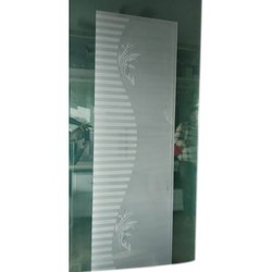 Printed Decorative Window Glass, Size: 6-7 Feet