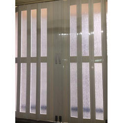 Acrylic Glass Door