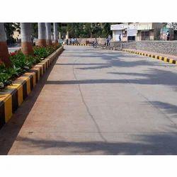 Concrete Road Construction Services