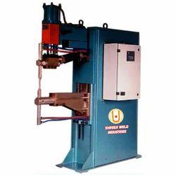 Press Type Projection Spot Welding Machine