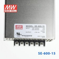 600W Single output Power Supply