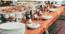 College Party Catering Service