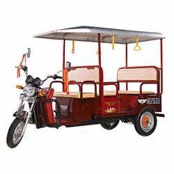 Mahindra Alfa E Rickshaw