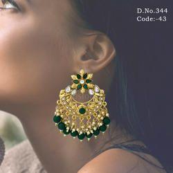Ethnic Wedding Earrings