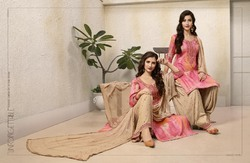 Multi Male New Arrival Colors Patiala House Vol-08 Dress Material