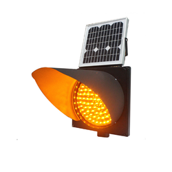 Light Blinker With Solar Panel