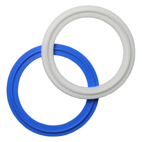 Pharmaceutical Rubber parts - Silicone Tri Clover Gasket