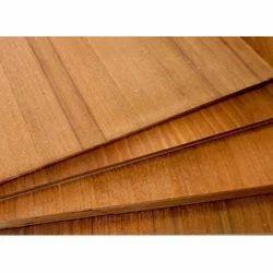 Teak Veneer Plywood, Size: 7 x 4 feet