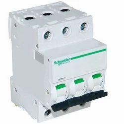 Schneider 3 Pole MCB Switch