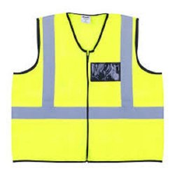 Yellow Safety Waistcoat