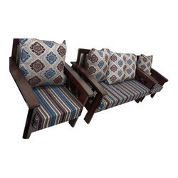Teak Wood Woodan Sofa