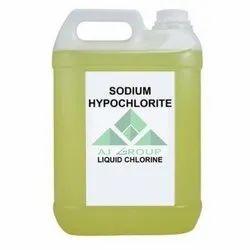AJ GROUP Sodium Hypochlorite, Packaging Type: Bottle, Packaging Size: 50 Kgs