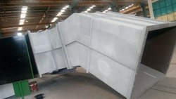 Thermal Spray Aluminium Coating On Steel Plant Structures