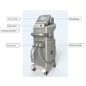 Triple Wavelength Diode Laser Hair Removal Machine (755-808-1064)