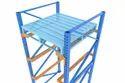 Steel Pallet - Heavy Duty - Corrugated Top