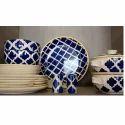 Ceramic Mughal Art Dinner Set
