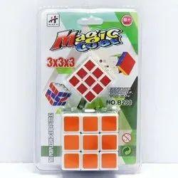 Multicolor Magic Cube, 3*3*3 Inch