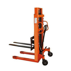 Hydraulic Manual Hand Stacker