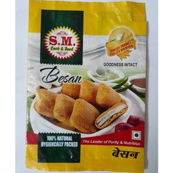 3 Layer Laminated Besan Packaging Pouch