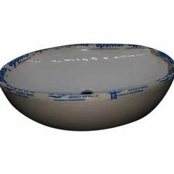 Ceramic Plain Bathroom Wash Basin, Packing Type: Carton