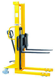 1Ton Hydraulic Stacker