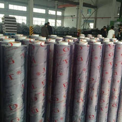 Printed PVC Curtain Roll