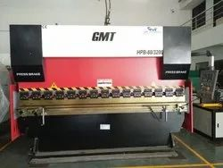 Hydraulic Press Brake Model HPB-80X3200