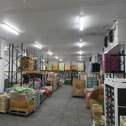 Vegetables Cold Storage Rental Service