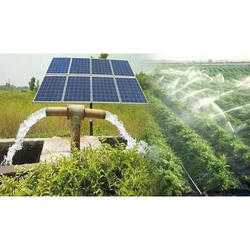 Tata Solar Water Pumping System for Home