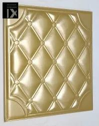 3D Leather Wall Panel, For Walls