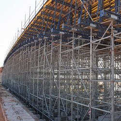 Mild Steel Scaffolding System