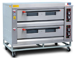 Double Deck Electric Baking Oven