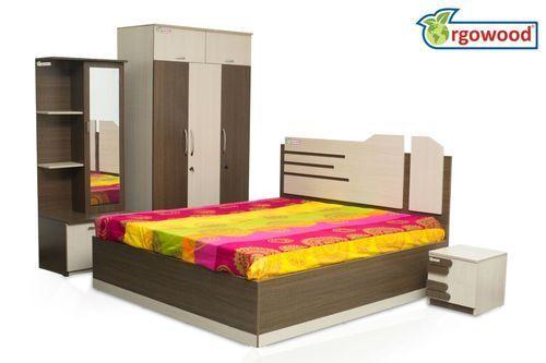 Compress Wood Luxury Bedroom Furniture Set
