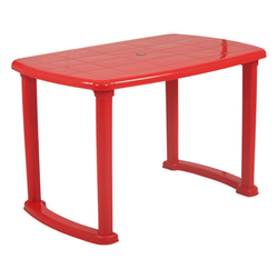 Supreme Arjun Red Dining Table