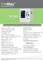 SF100 Biometric Access Control System