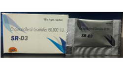 Cholecalciferol Granules 60000 I.U