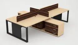 AAA steel office tables