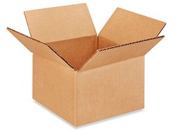 Cardboard Corrugated Boxes, Size: Assorted, 3-5-7