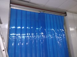 PVC Color Strip Curtains