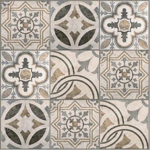 Porcelain Spanish Tiles 6 8 Mm
