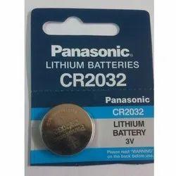 Panasonic Lithium Coin Battery