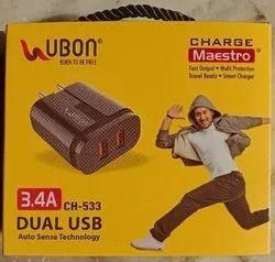UBON 1m Mobile Charger